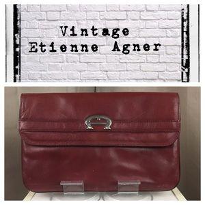 Vintage Etienne Agner Crossbody/Shoulder/Clutch